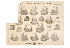 Skirts and Children's Blouses